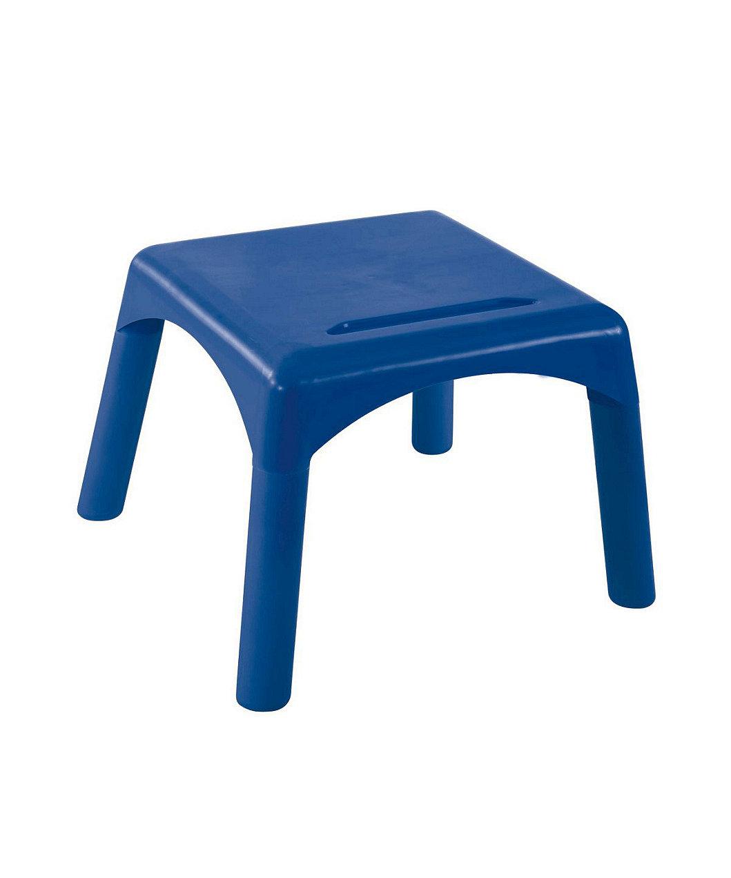 Пластиковий столик - синій 865aa8c86ea23