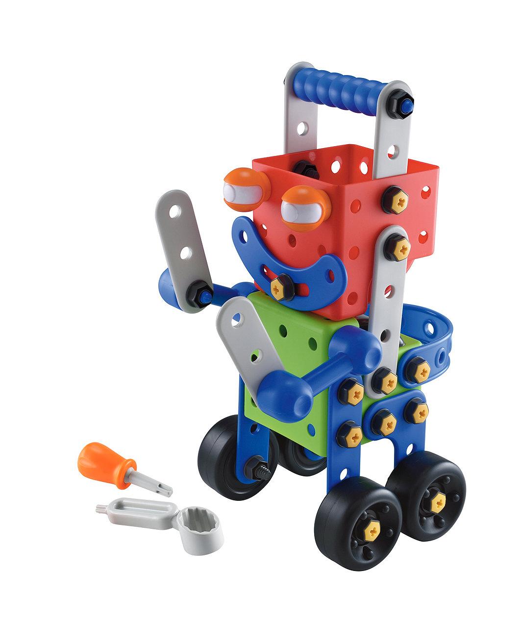 Build It Construction Starter Set Mothercare