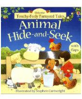 Usborne Animal Hide and Seek Book