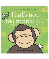 Usborne That's Not My Monkey Book