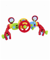 Lights and Sounds Buggy Driver - Red