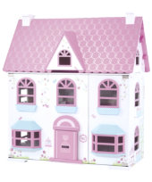Rosebud Country Dolls House