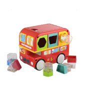 Shape Sorting Bus