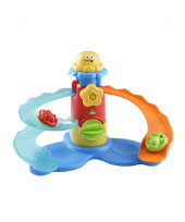 Water Slide Bath Playset