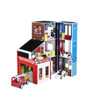 ELC Wooden Rescue Station