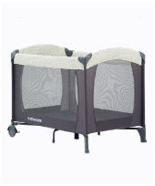 Mothercare Classic Travel Cot - Polka Dot