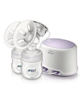 Philips Avent Twin Electric Breast Pump Banded Pillow