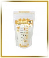 Gabag Breastmilk Storage 180ml - Yellow