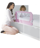 Mothercare Safest Start Bed Guard- Pink