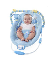 Bright Starts Comfort and Harmony Bouncer - Bella Bellu