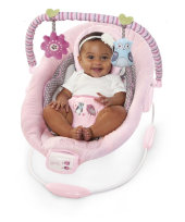 Bright Starts Comfort and Harmony Bouncer - Sweet Tweets