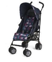 Mothercare Nanu Stroller - Streety Navy