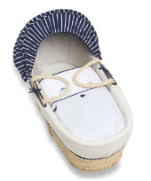 Mothercare Whale Bay Moses Basket