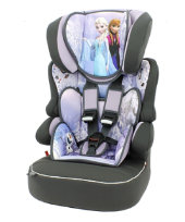 Disney Frozen Beline SP Highback Booster Car Seat With Harness