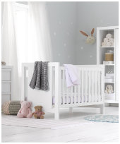 Mothercare Bayswater Cot Bed - White