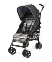 Mothercare Nanu Stroller - Black Stripe
