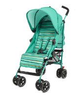 Mothercare Nanu Stroller - Aqua Stripe