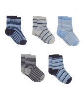 Чорні шкарпетки - 5 пар