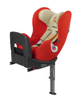 Cybex Sirona Combination ISOFIX Car Seat- Autumn Gold