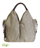 Lassig Green Label Neckline Bag - Choco Melange