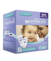 Lansinoh Breastmilk Storage Bags- 50 Pack