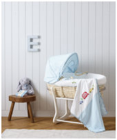 Mothercare On the Road Moses Basket