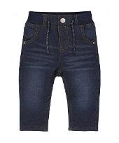 Темні джинси на флісовій підкладці