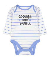 coolest little brother bodysuit