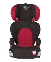 Graco Logico L Highback Booster Car Seat - Chilli