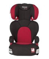 Graco Logico L Highback Booster Car Seat - Chilli