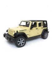 Bruder Jeep Wrangler Unlimited Rubicon