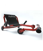 EzyRoller Ultimate Riding Machine - Red