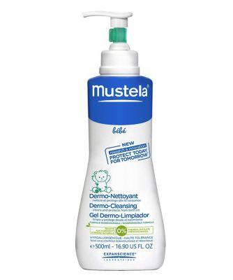 Mustela Bebe Dermo Cleansing Gel 500ml