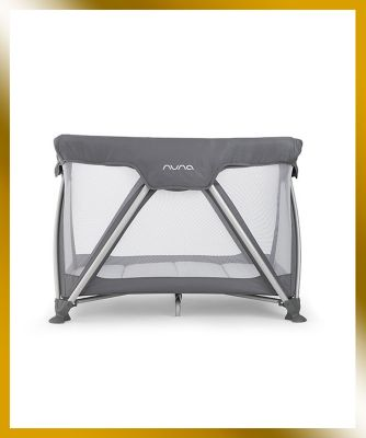 Nuna Travel Cot Sena Graphite Mothercare Indonesia # Muebles Tadel Grup