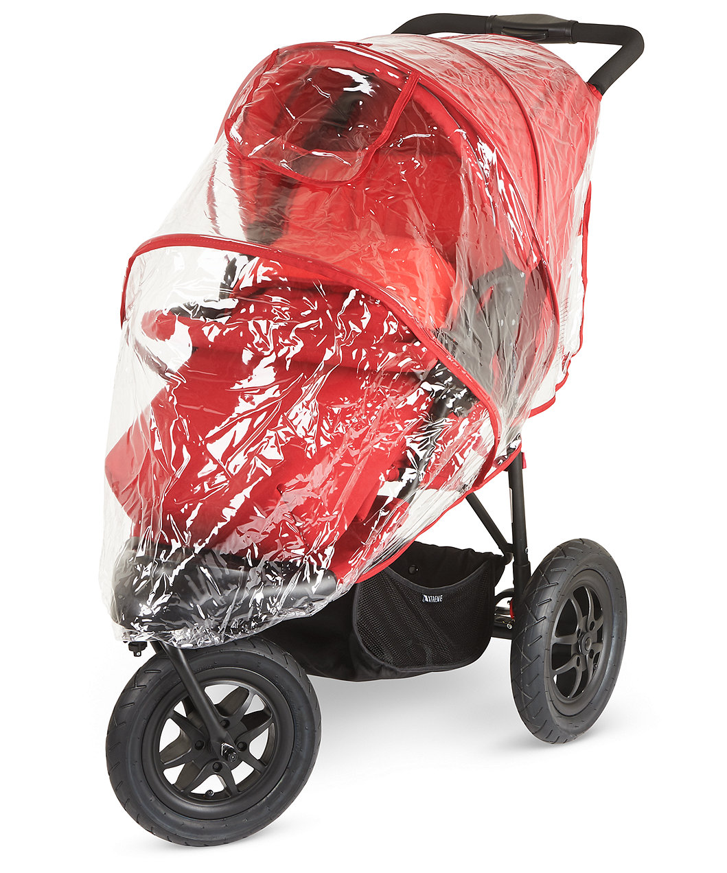 Mothercare Xtreme Pushchair Travel System Red