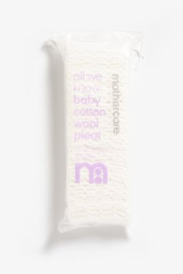 Mothercare Cotton Wool Pleat 150gr