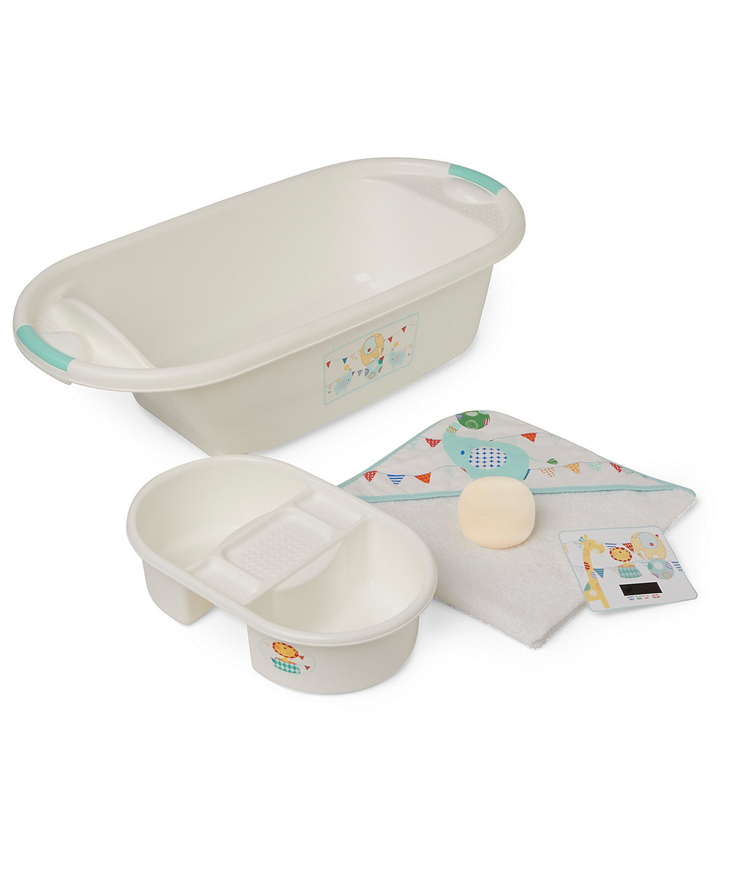 Mothercare Roll Up Roll Up Bath Set - baths - bathing - bathing