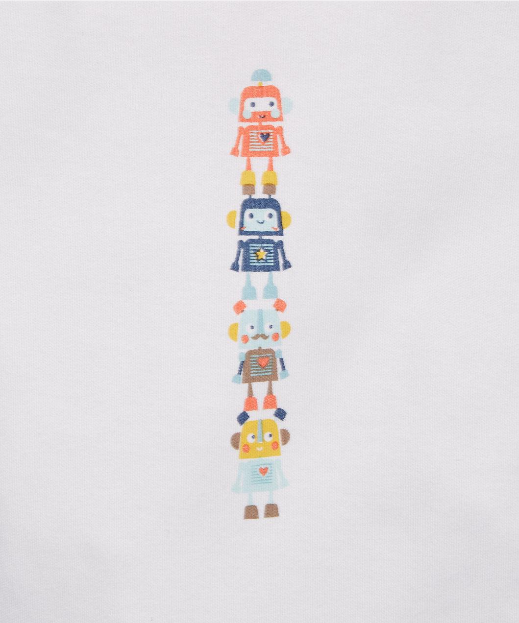 48338ae8b Robot Bodysuits - 3 Pack