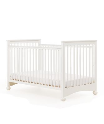 Mothercare Charleston Cot Bed White # Muebles Tadel Grup