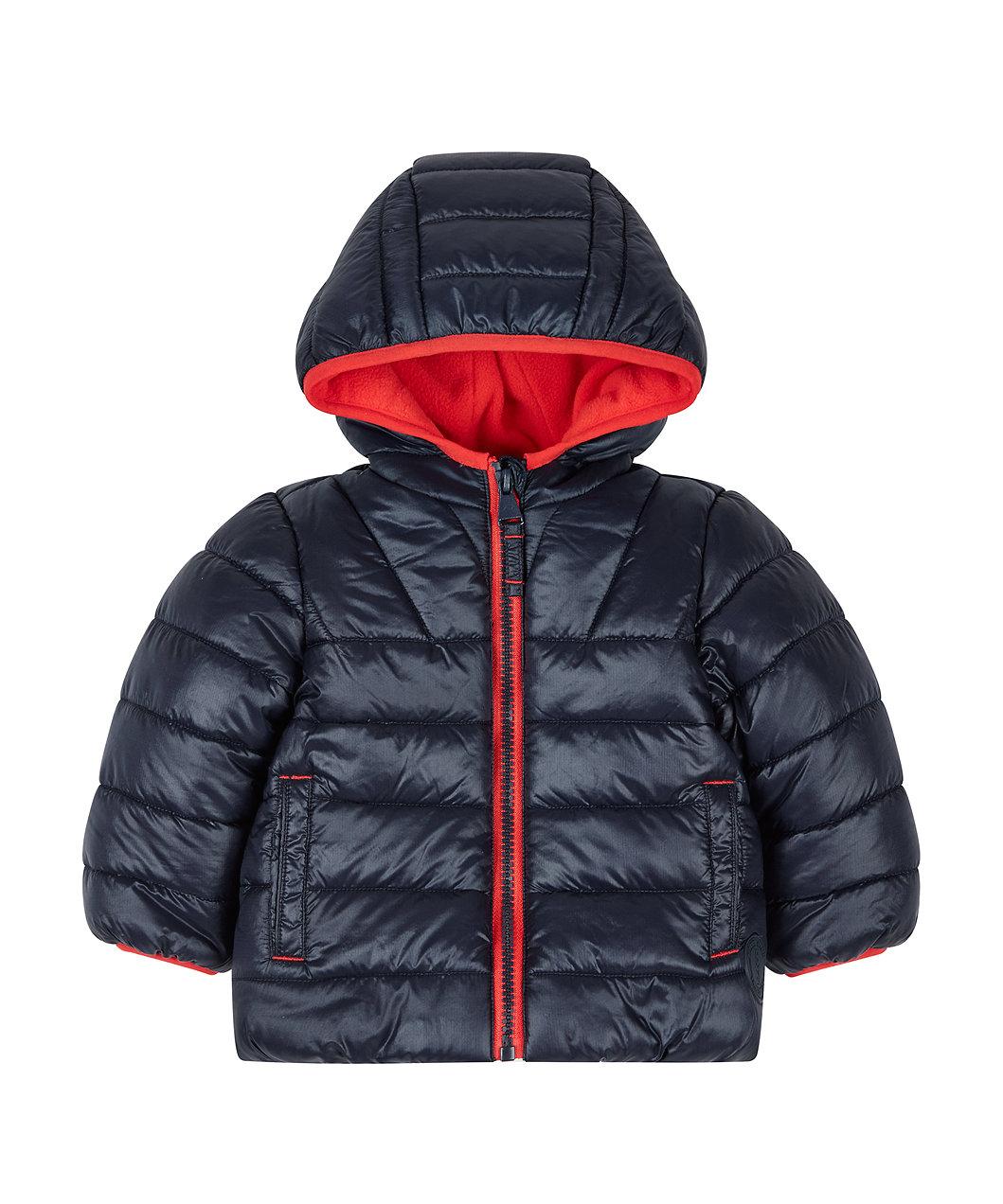Темно-синя куртка - Жилети c45a5863a17c2