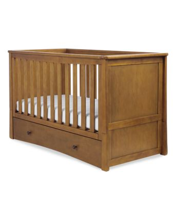 Mothercare Harrogate Cot Bed   Heritage. Loading Zoom