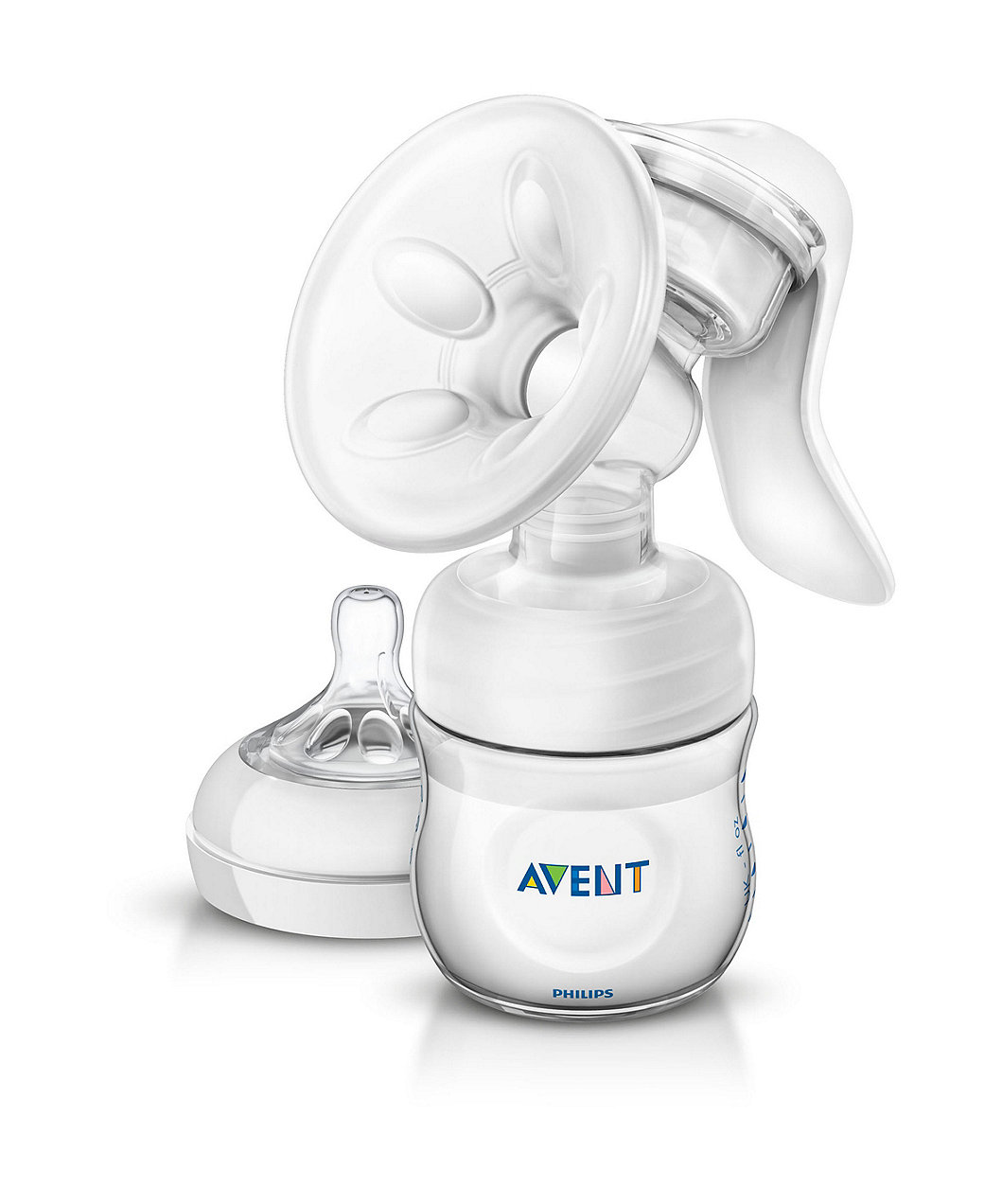 How To Use Philips Avent Natural Manual Breast Pump