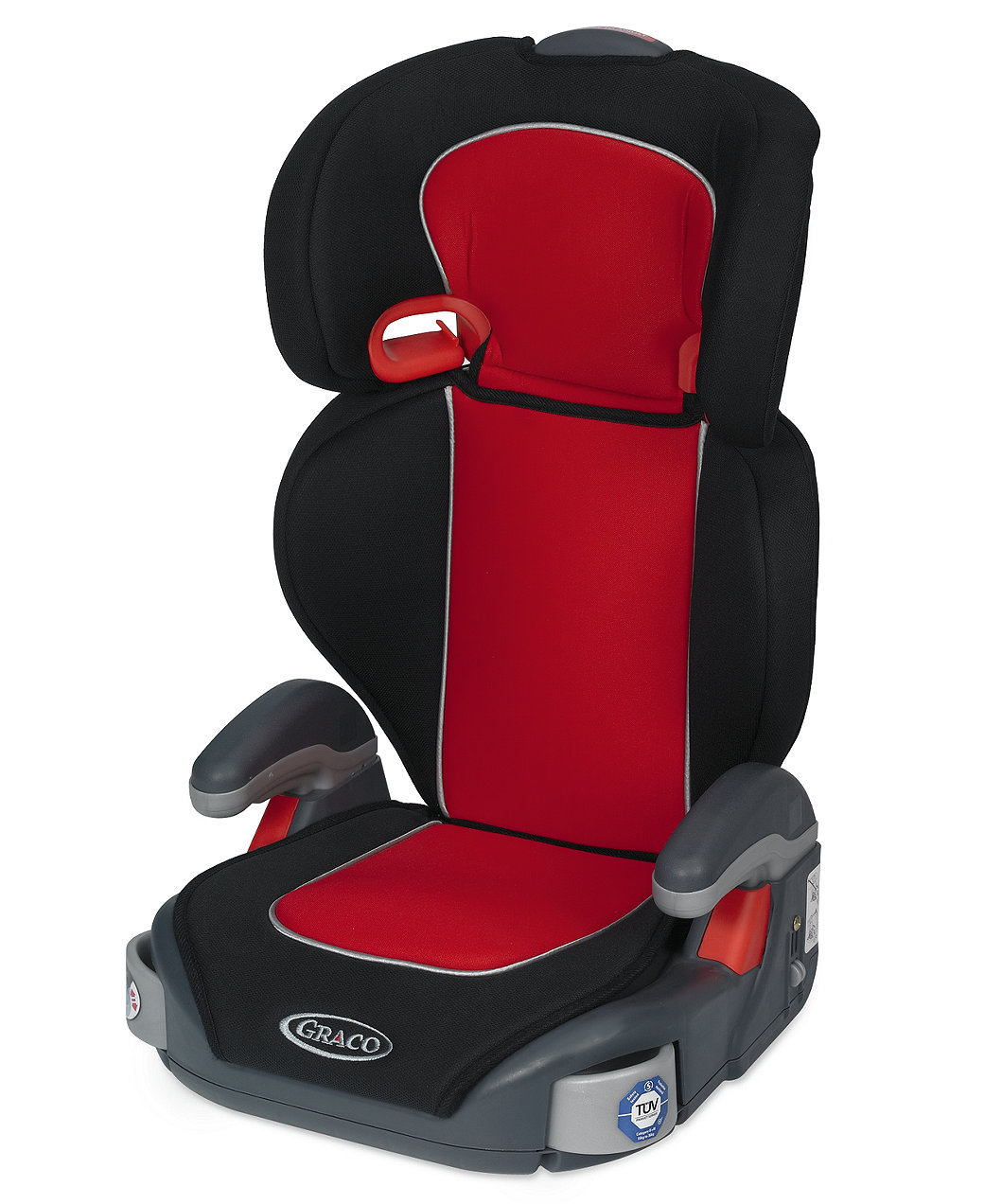 graco junior maxi highback booster car seat scarlett. Black Bedroom Furniture Sets. Home Design Ideas