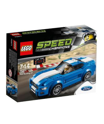 Lego Speed Champions Ford Mustang Loading Zoom