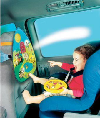 Сделать своими руками детский руль в машину