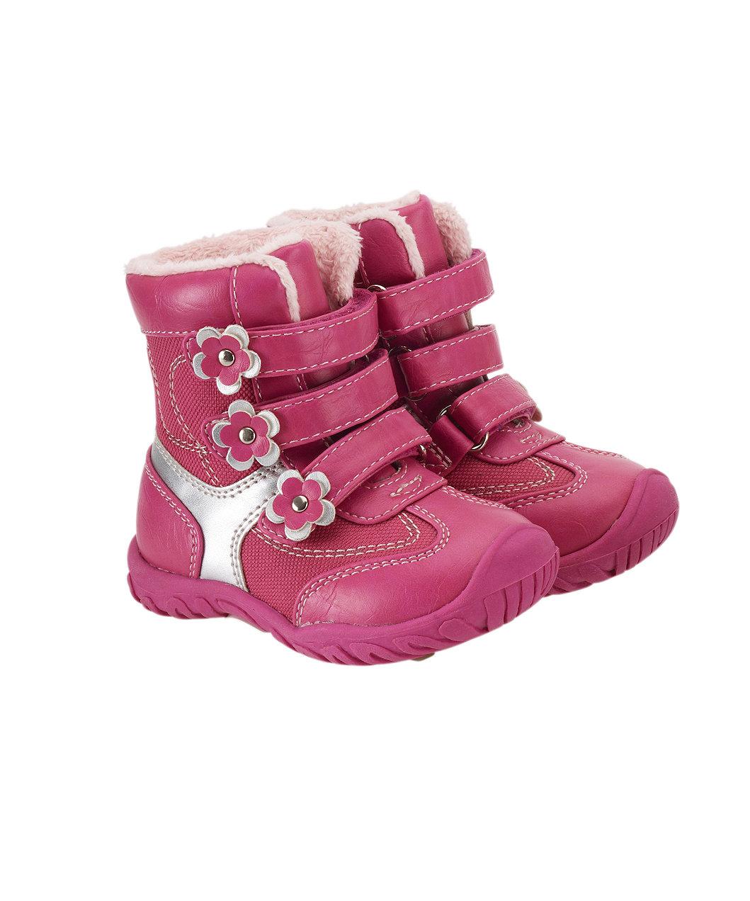 aa5f2b70ae4764 Зимові чобітки для дівчаток