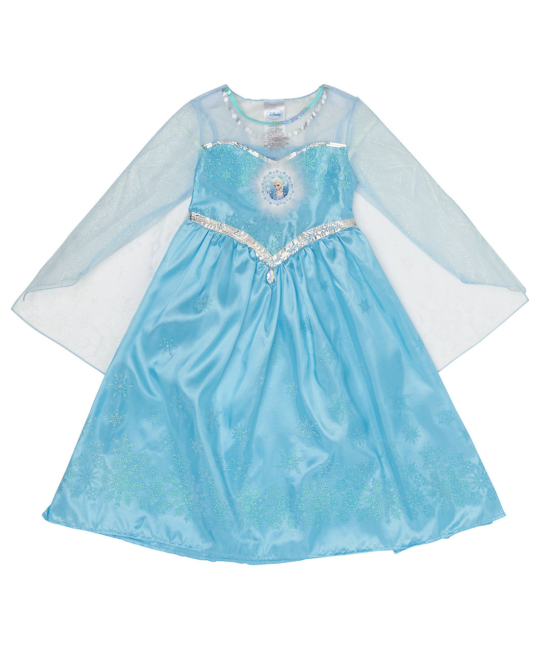 ecfb7135efe6e Disney Frozen Elsa Dress 3-4yrs