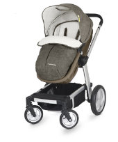 Mothercare Genie Grey Marl Single Pushchair