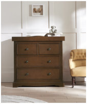 Mothercare Bloomsbury Changing Unit - Walnut