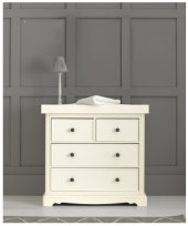 Bloomsbury Changing Unit - Ivory